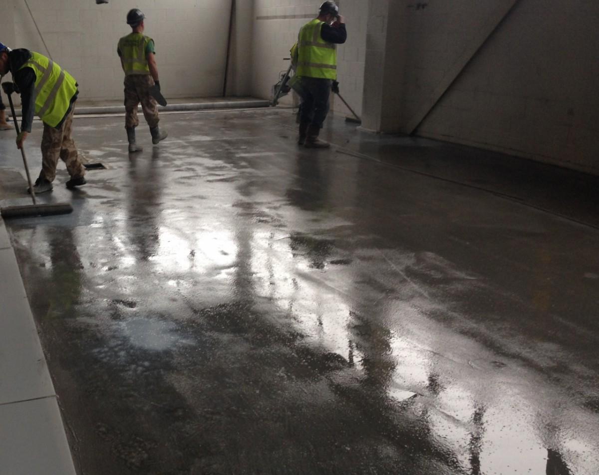 Concrete bonding agents, bonding agents for concrete floors - Rocland