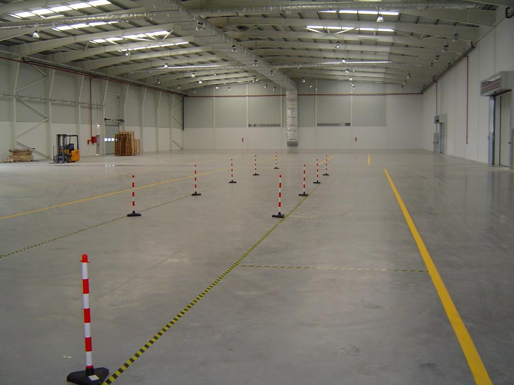 Industrial concrete flooring - concrete floor finishes