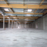 Concrete cleaning products for industrial concrete floors