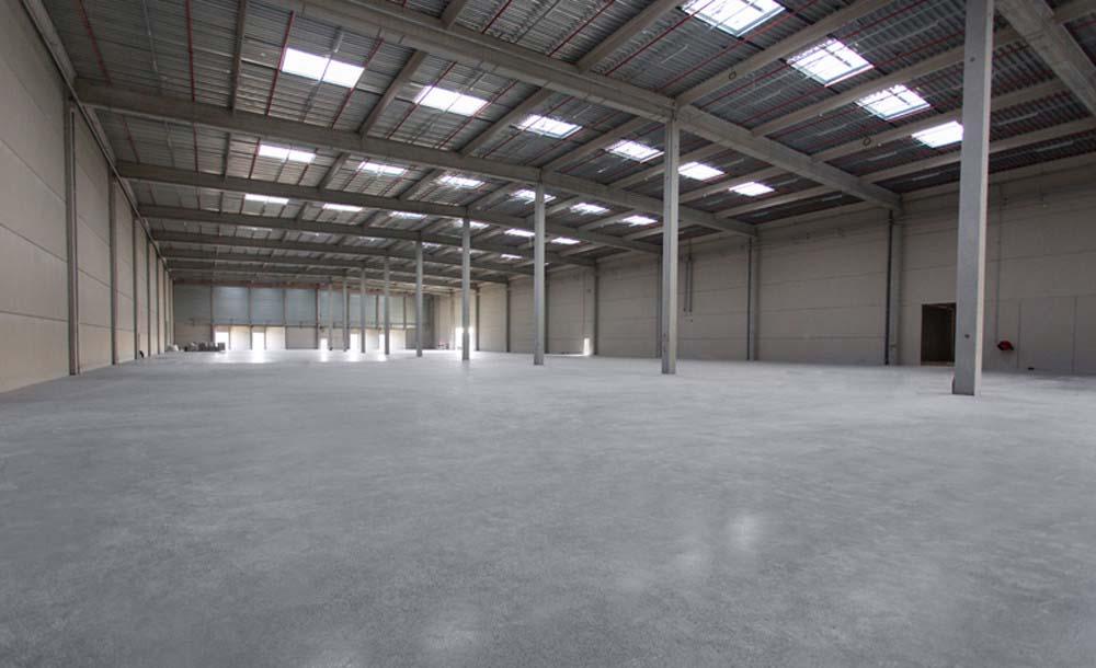 Produits pour sol industriel et dallage en b ton for Dalle beton finition quartz